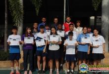 มอบเกียรติบัตรจาก สมาคมบาสเกตบอลอาชีพ แห่งประเทศไทย