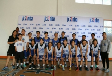 "the best coaches to receive international training in ""Jr.nba"""