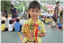 Thailand's Junior Chess