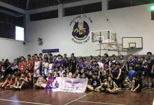 Basketball international competition