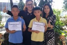 certificate from Chiangmai FC