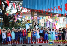 Happy Children's Day Kindergarten